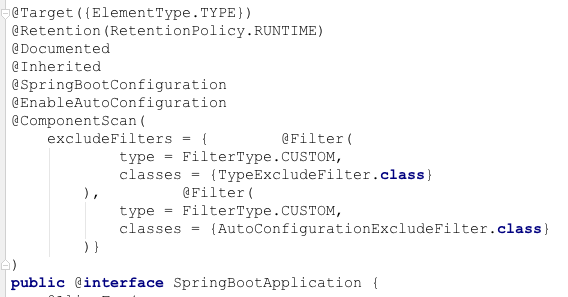 一步步学习SpringBoot(二)  @EnableAutoConfiguration