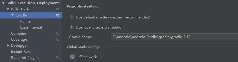 Android Studio Gradle Build Running 特别慢的问题探讨