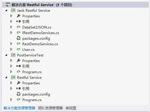 .NET RESTful Web Services入门