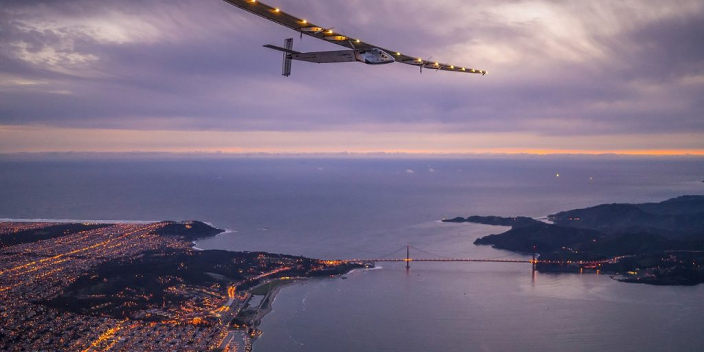 fly over bay area